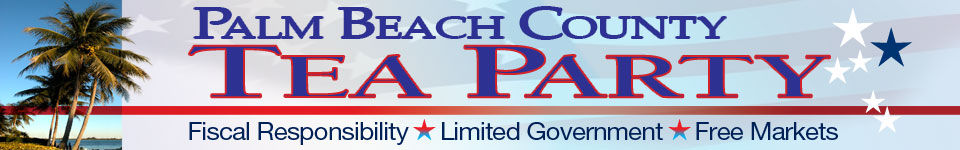 Palm Beach County Tea Party Voter Guide