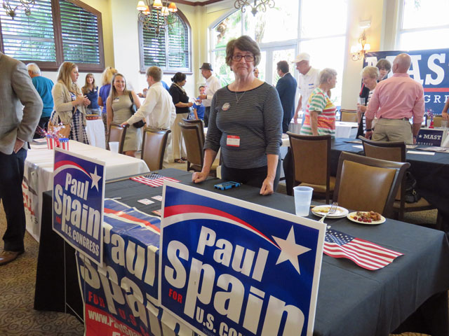 Jane Pike for Paul Spain (CD21)