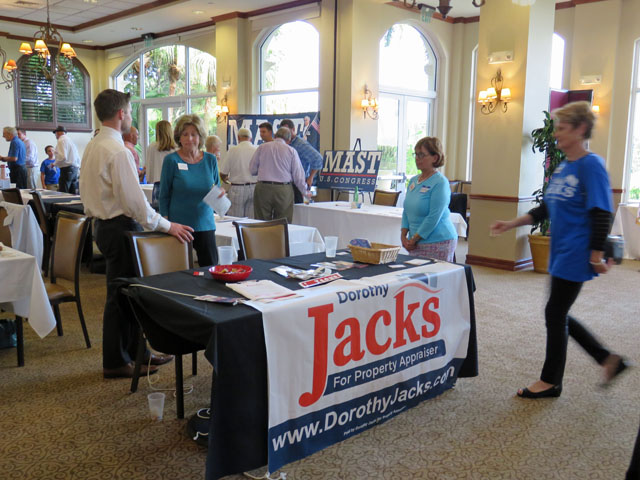 Dorothy Jacks (PA) Table