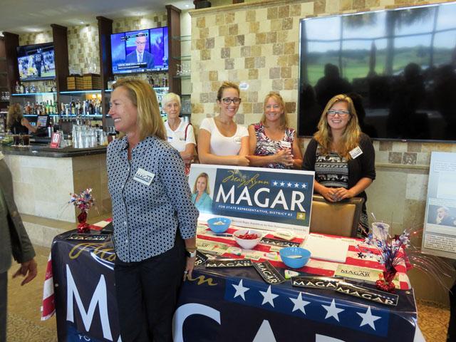 Mary Lynn Magar
