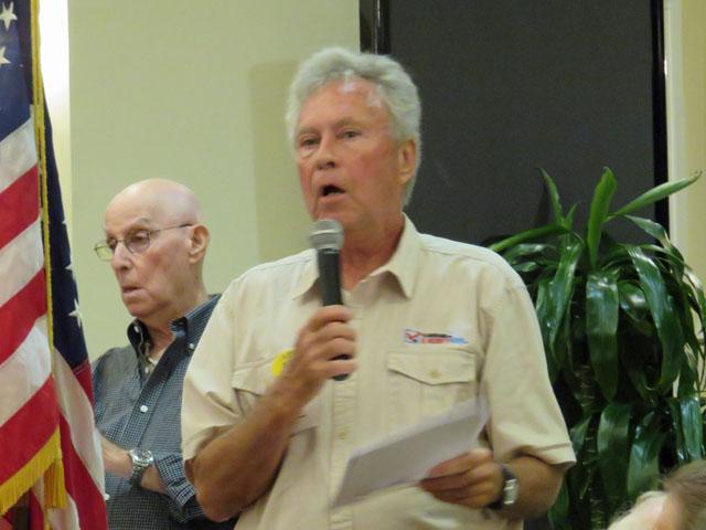David Caulkett
